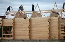 строительство домов из бруса в Кургане