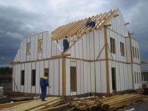 каркасное строительство домов Курган
