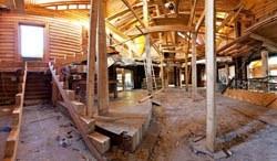 реконструкция зданий в Кургане