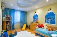 Отделка детской комнаты в Кургане