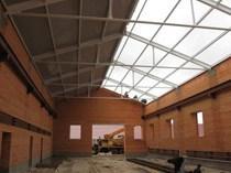 Строительство складов в Кургане и пригороде, строительство складов под ключ г.Курган